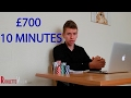 BET BIG - WIN BIG: £700 In 10 Minutes, The BEST Roulette Stretegy? - RouletteVision