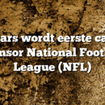 Caesars wordt eerste casino sponsor National Football League (NFL)